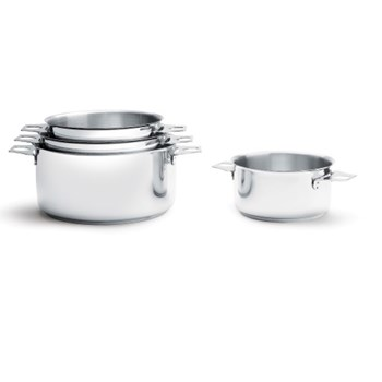 De Buyer TWISTY ZDJELA  14 CM INOX
